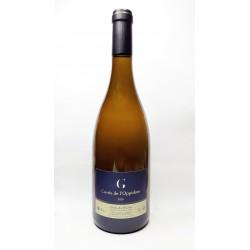 Cuvée de l'Oppidum vin Blanc côtes du Rhône.