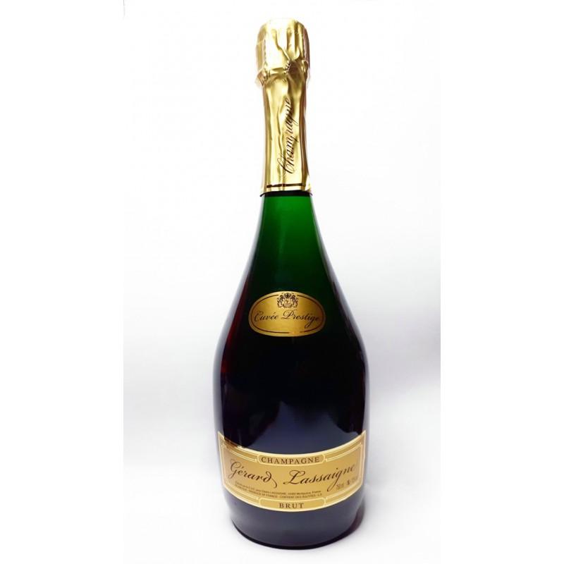 Champagne Gérard Lassaigne Cuvée Prestige